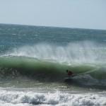 yoga and surf and climbing holiday sasja