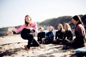 yoga surf portugal